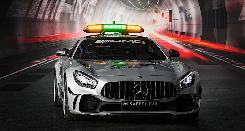 La F1 accueille la Safety Car la plus puissante de son histoire