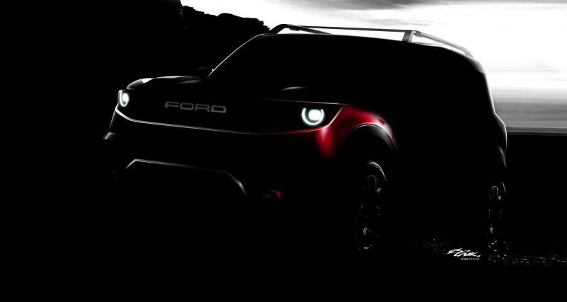 Ford Bronco : l'anti-Jeep Renegade à l'ovale bleu
