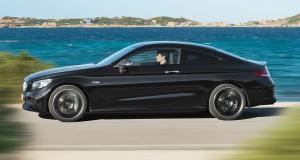 Mercedes Classe C Coupé, Cabriolet et C 43 AMG: d'une pierre trois coups