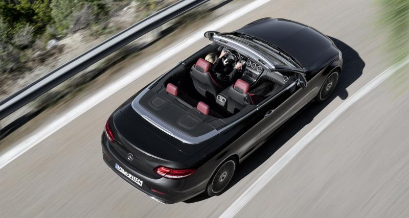 mercedes classe c coup cabriolet et c 43 amg finition motorisation prix date de sortie. Black Bedroom Furniture Sets. Home Design Ideas