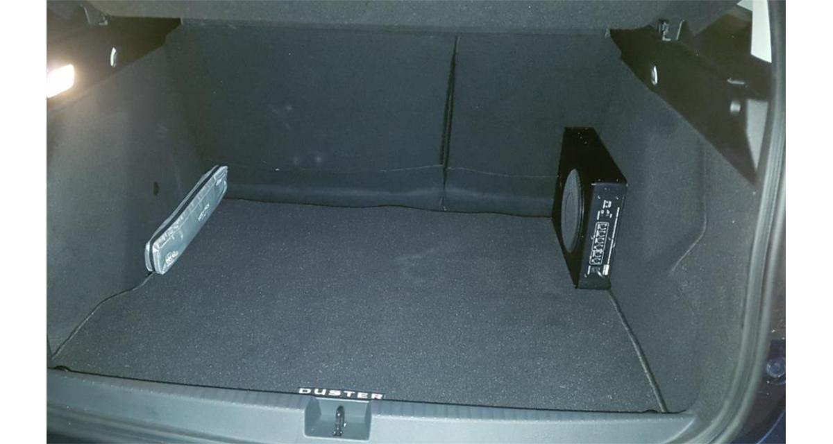 Un pack hi-fi complet pour le Duster 2 chez Focal