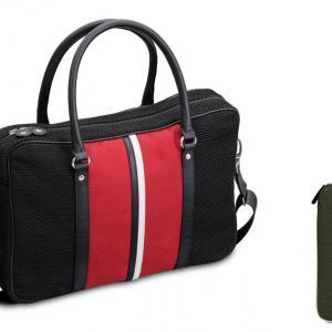 Entre 2 Rétros: des bagages conçus à partir de matériaux automobiles