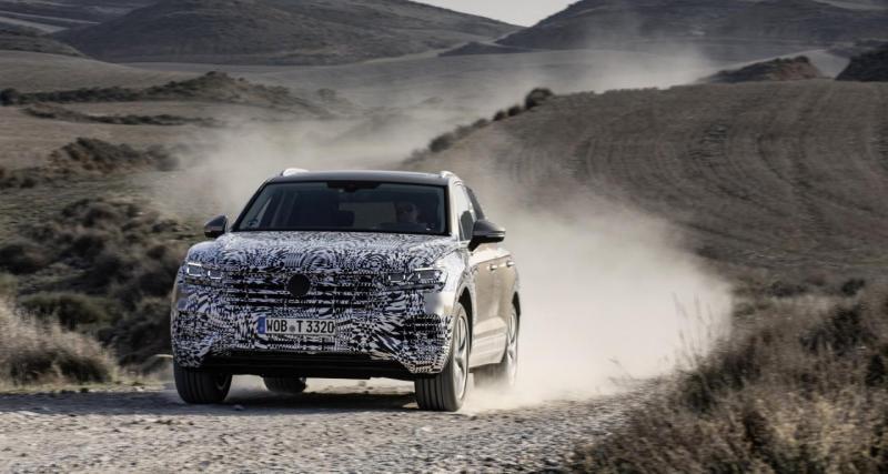 Volkswagen Touareg : suivez la présentation officielle en direct