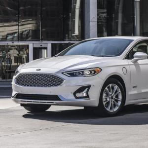 Encore un restylage pour la Ford Mondeo américaine