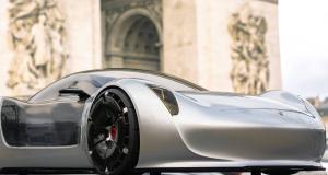 Porsche envahit Paris avec 4 concepts jamais vus