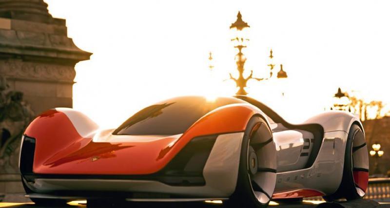 Petit hommage au Mans