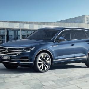 Nouveau Volkswagen Touareg : l'élève redépasse le maître
