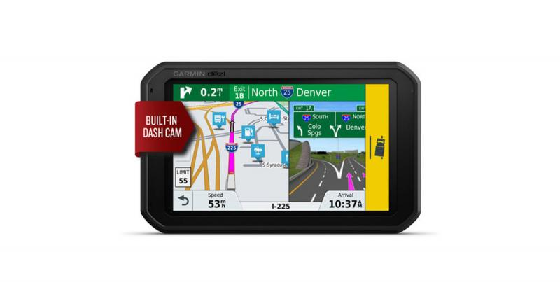 Garmin dévoile un nouveau GPS avec services connectés pour les poids-lourds