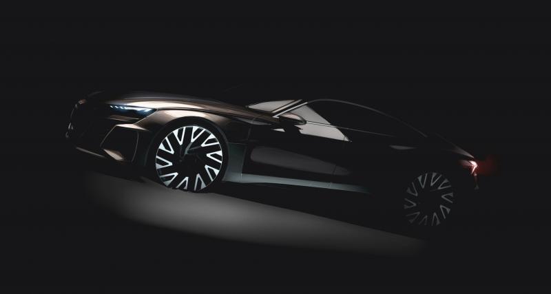 Audi GT e-tron : une sportive électrique pour remplacer la R8 e-tron