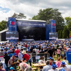 Grand Pique-Nique Dacia 2018 : Jamel Debbouze y sera