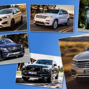 Guide d'achat: Quelle concurrence face au nouveau Volkswagen Touareg?