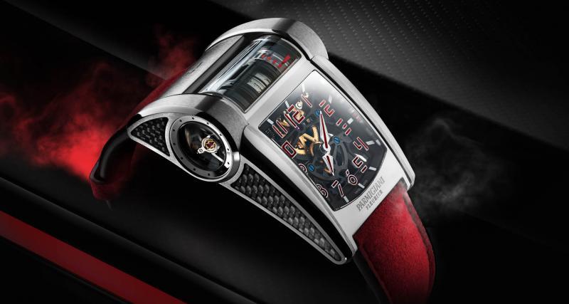La Bugatti Chiron Sport a maintenant une montre à son effigie