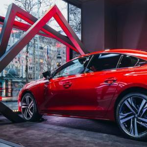 La nouvelle Peugeot 508 à découvrir sur les Champs-Elysées