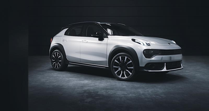 Lynk&Co. 02 : le SUV chinois à l'accent belge