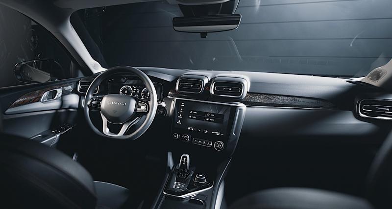 Production dans l'usine Volvo de Gant