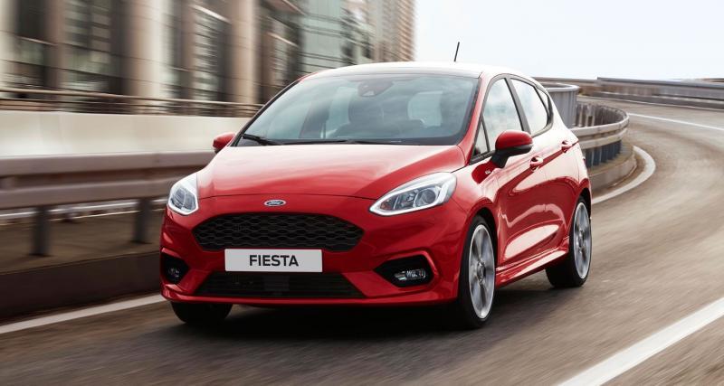 Ford Fiesta 2017 : un servofrein potentiellement défectueux
