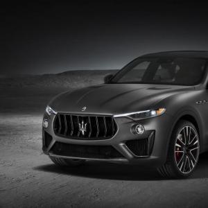 Maserati Levante Trofeo : avec un V8 ''made in Ferrari''