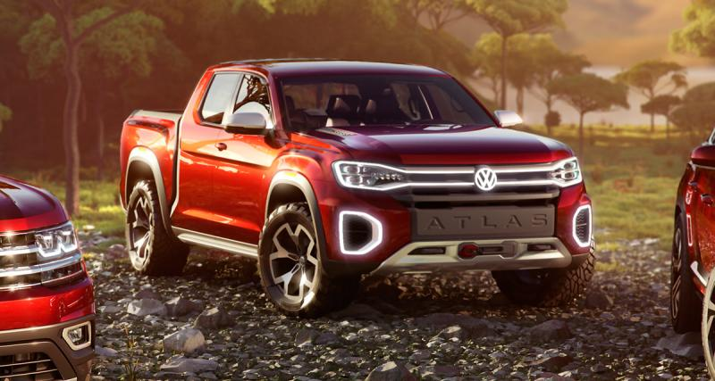 Atlas Tanoak: un pickup ''mid-size''