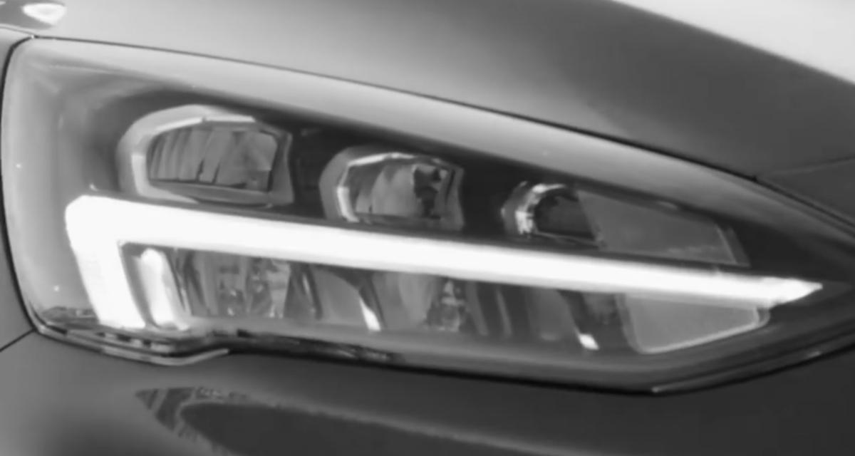 Ford Focus 2019 : présentation le 10 avril