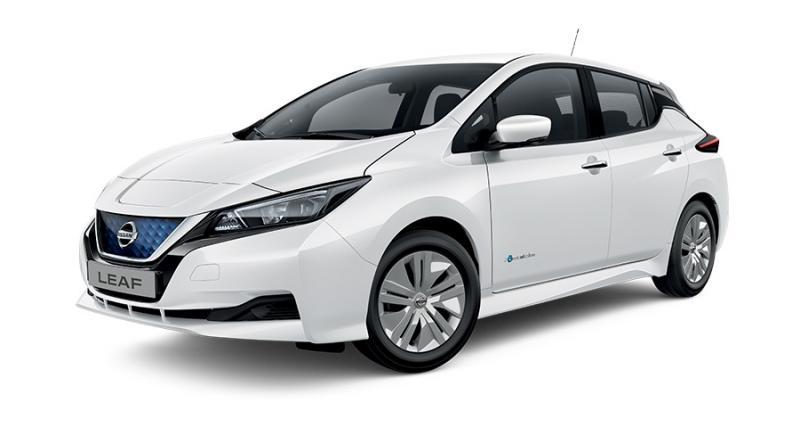 La nouvelle Nissan Leaf à seulement 229€/mois