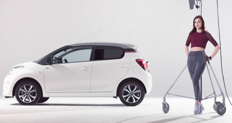 Citroën C1 : légère mise à jour et disparition du PureTech