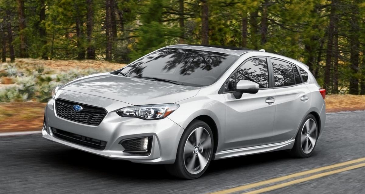 Chez Subaru, l'assurance tous risques devient gratuite pendant 3 ans