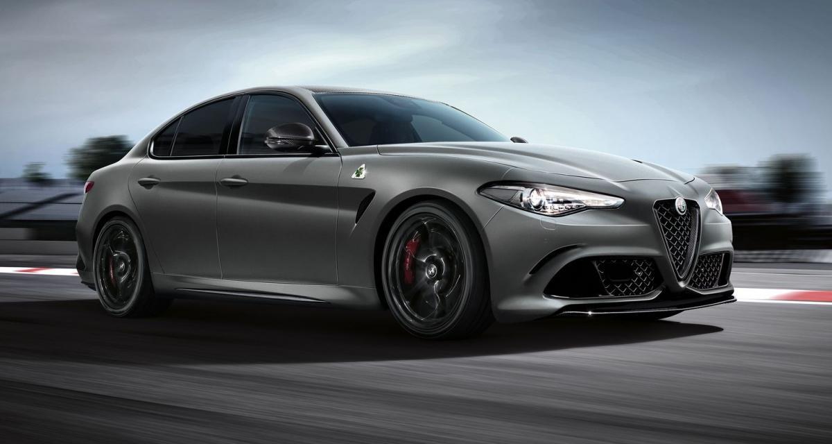 Bientôt une Alfa Romeo Giulia Coupé de 650 ch ?