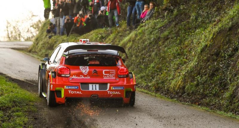 WRC - Tour de Corse : les espoirs de Loeb s'envolent