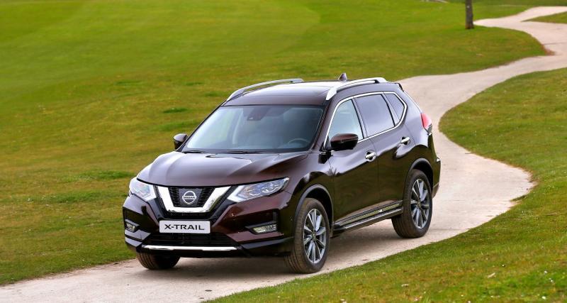 Nissan X-Trail Distinction : déjà une série limitée pour le SUV restylé