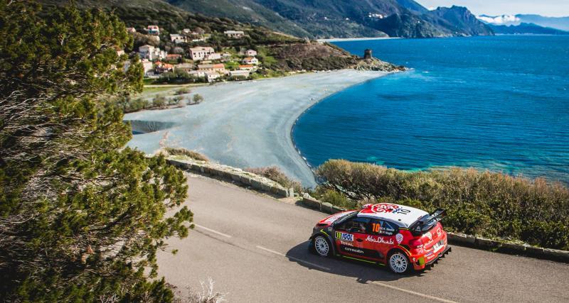 WRC - Tour de Corse : Ogier s'impose, Loeb à 20 minutes