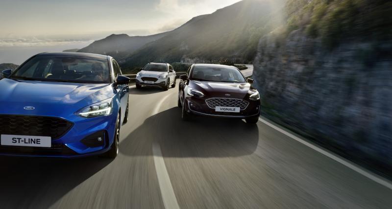Ford Focus : suivez la présentation officielle en direct