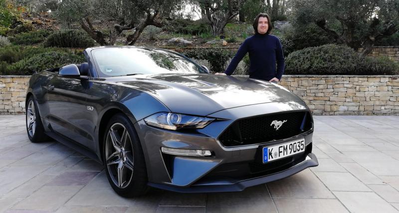 Essai Ford Mustang restylée : tempérament à choix multiples