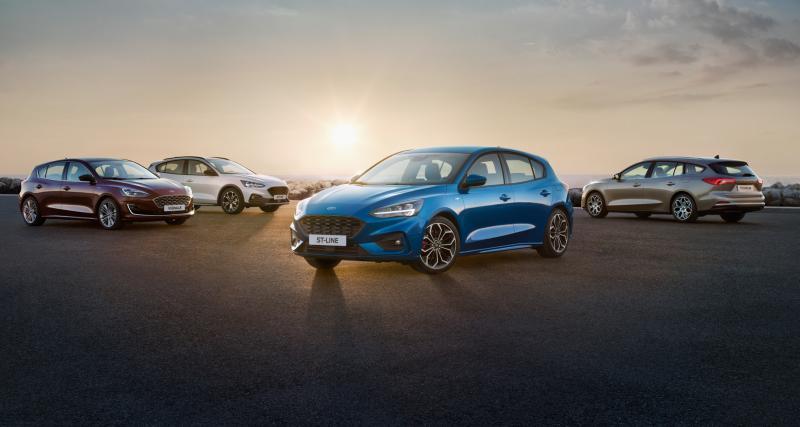 La nouvelle Ford Focus en images!
