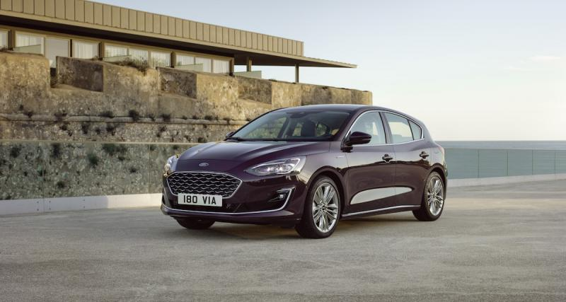 La nouvelle Ford Focus dans sa finition Vignale en images