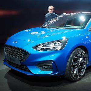 Premier contact avec la nouvelle Ford Focus