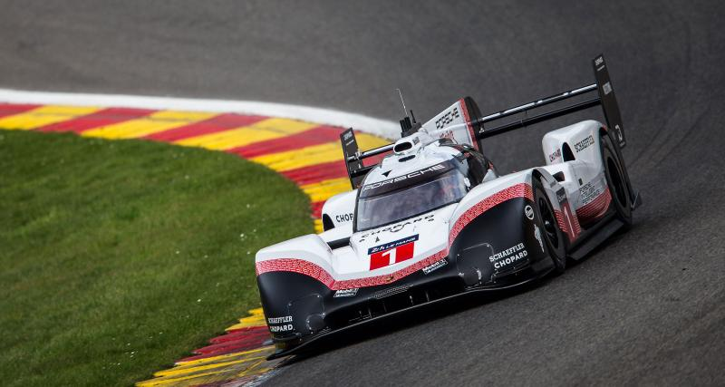 Porsche 919 Evo : la machine à records plus rapide qu'une F1