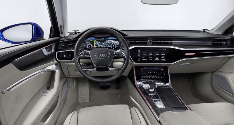 Micro-hybridation et roues arrière directrices