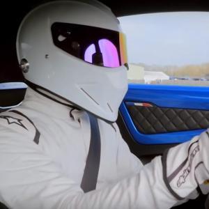 Vidéo: le Stig face au chronomètre en Alpine A110
