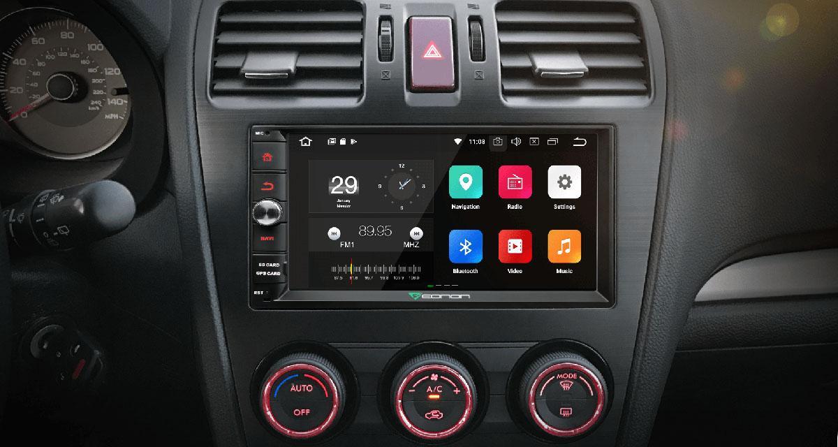 Eonon commercialise un combiné multimédia fonctionnant sous Android 8.0