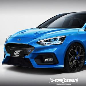 Ford Focus 2019 : plutôt RS ou ST ?