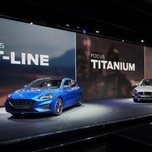 Les finitions et tarifs de la nouvelle Ford Focus en détail