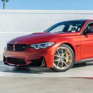 BMW n'arrive pas à vendre cette M3 unique !