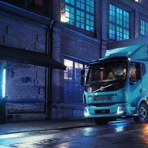 Le premier véhicule électrique de Volvo est un camion !