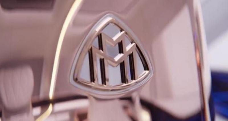 Mercedes-Maybach : un nouveau concept ultra-luxueux à Pékin