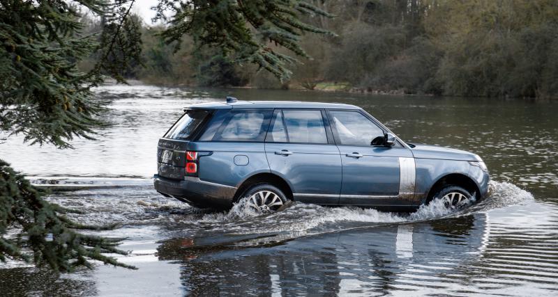 Range Rover P400e MY18: franchir en silence