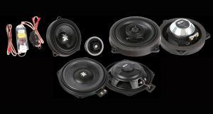 Xfire commercialise une gamme de haut-parleurs spécifiques pour les BMW