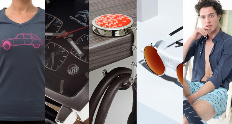 Boutique lifestyle Citroën : une sélection spéciale pour la fête des mères et des pères
