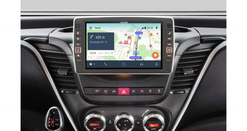 Alpine Electronics dévoile un système multimédia high-tech pour les Iveco Daily