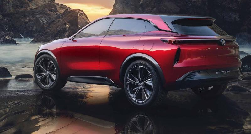 Un crossover Buick électrique en 2019