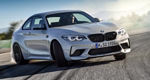 BMW M2 Competition: 410 ch près du corps